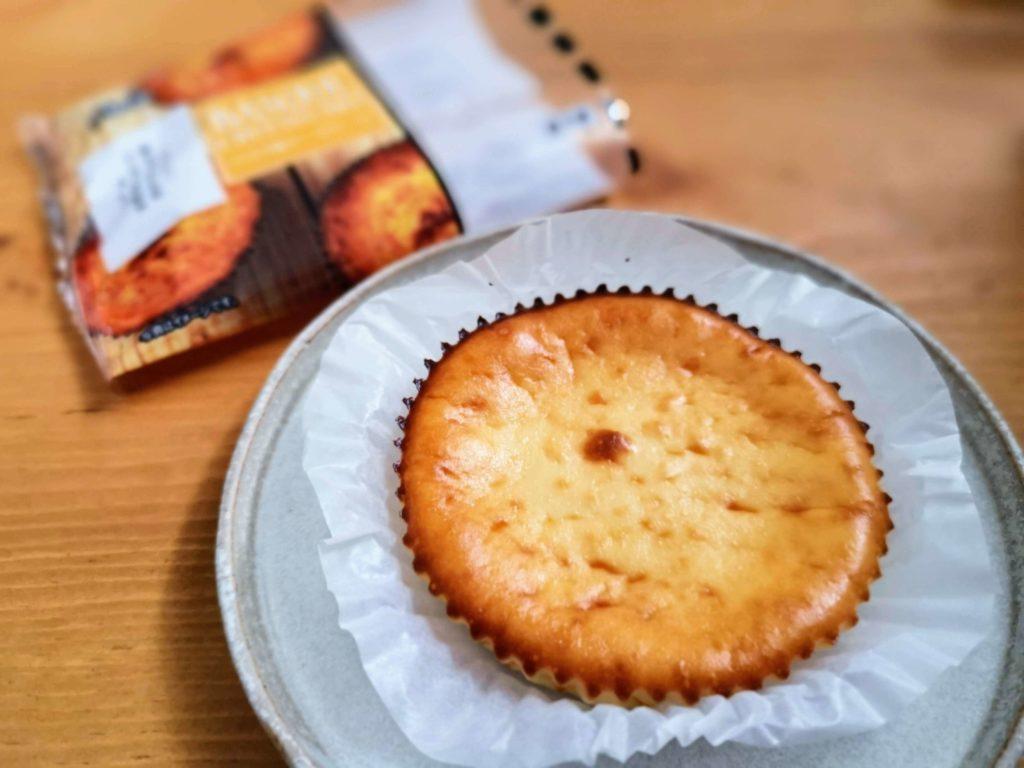 プレシア バスク風チーズケーキ (9)