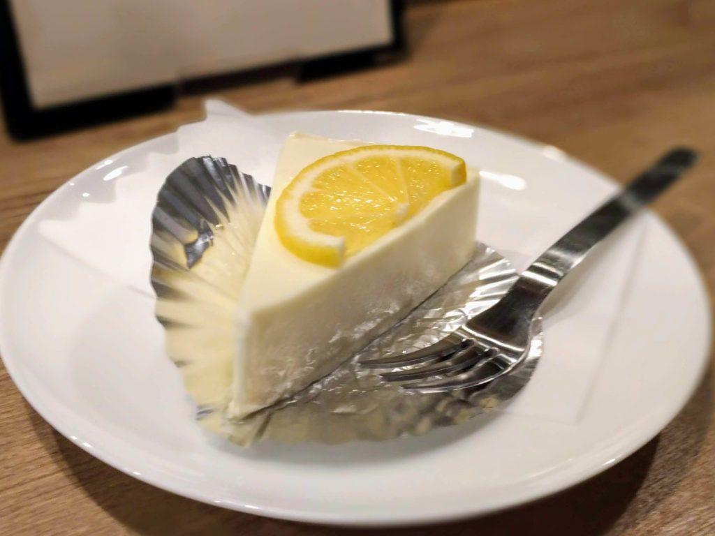 シンプルシングスコーヒー 都立家政 レアチーズケーキ (5)