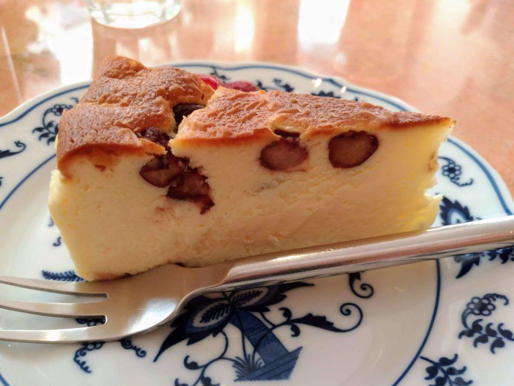 乃木坂 紙ひこうき あずきのチーズケーキ (6)