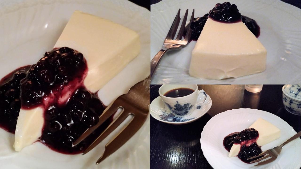 五反田 トゥジュール デビュテ レアチーズケーキ (1)