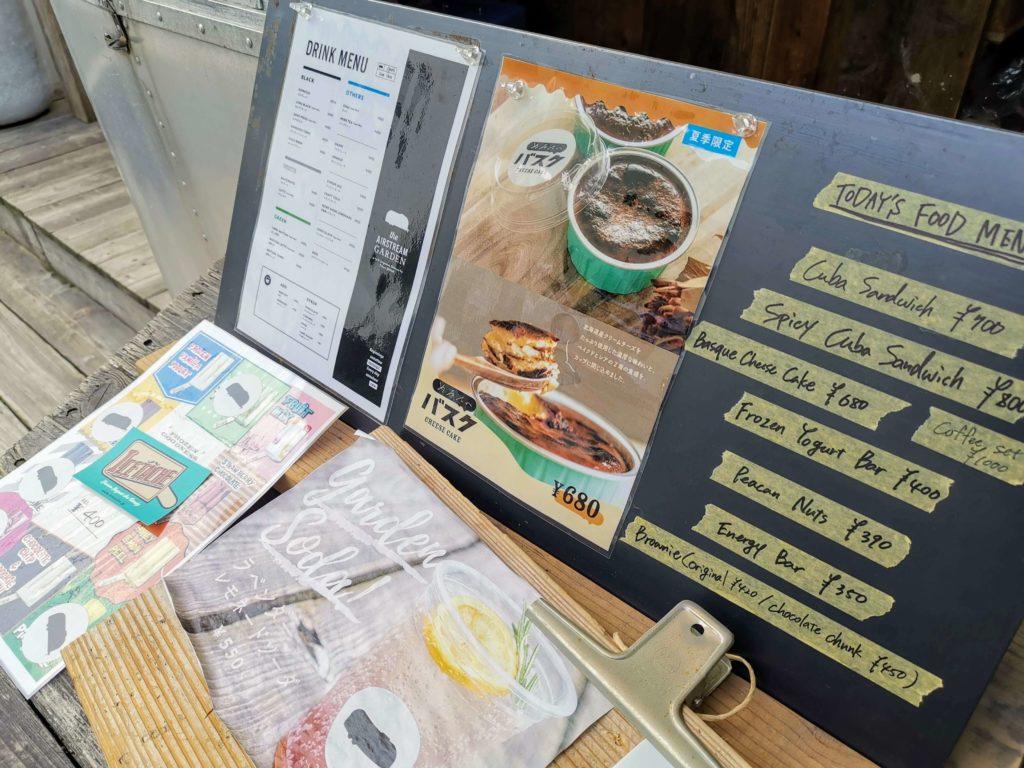 原宿・表参道 エアストリームガーデン バスクチーズケーキ (5)