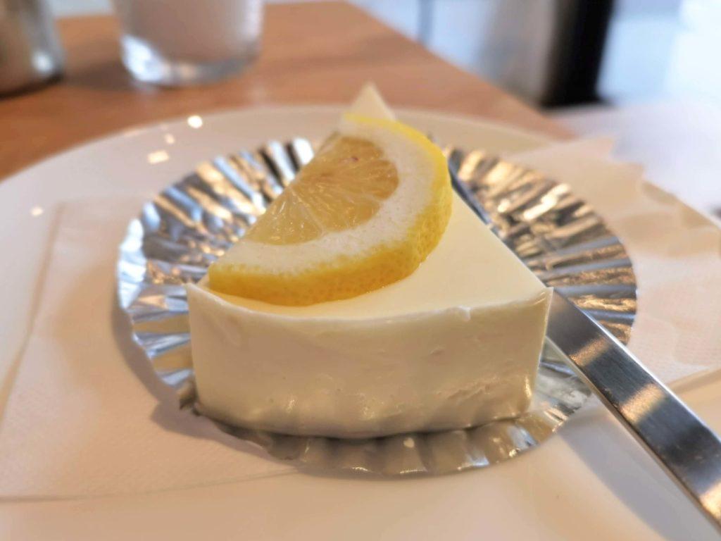 都立家政 シンプルシングスコーヒー レアチーズケーキ (6)