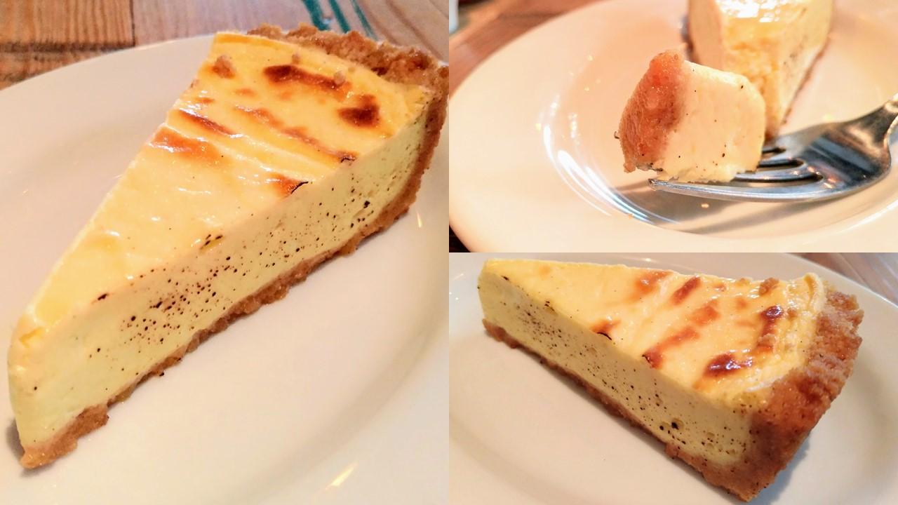 アロハテーブル カマンベールチーズケーキ