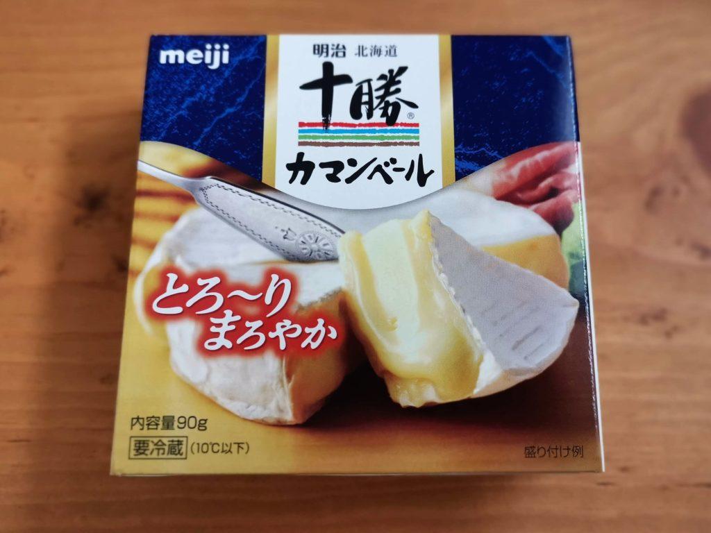 明治 カマンベールチーズ (3)