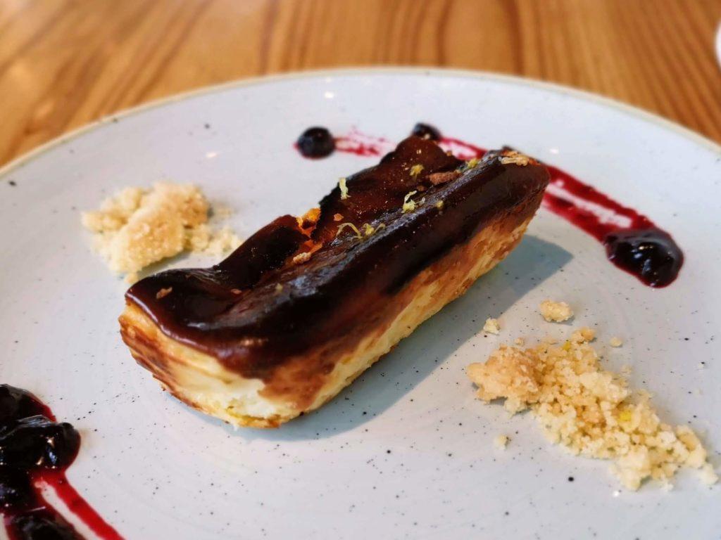 渋谷 チリンギート エスクリバ バスクチーズケーキ (13)