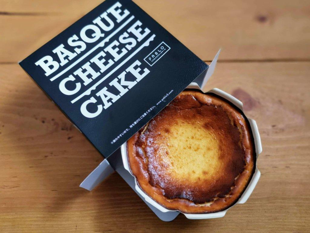 Pablo(パブロ)バスクチーズケーキ (9)