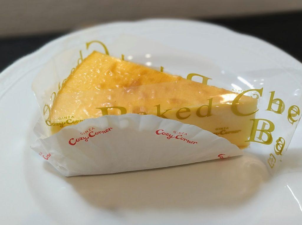 コージーコーナー ベイクドチーズケーキ (6)