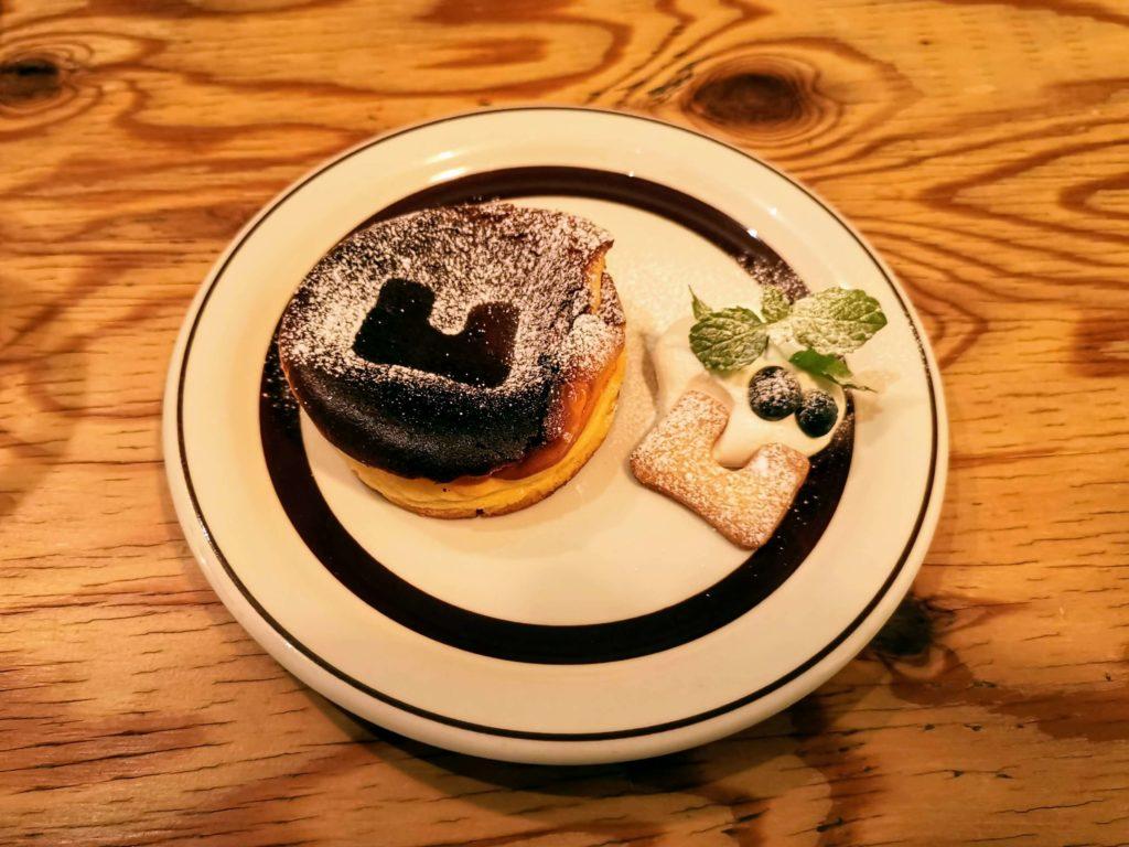 凸凹キッチン (22)バスク風チーズケーキ