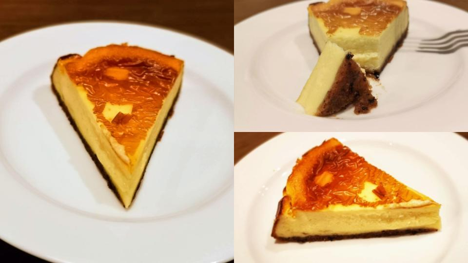 ひつじや 自家製チーズケーキ