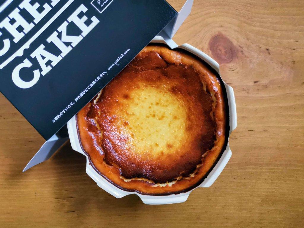 Pablo(パブロ)バスクチーズケーキ (10)