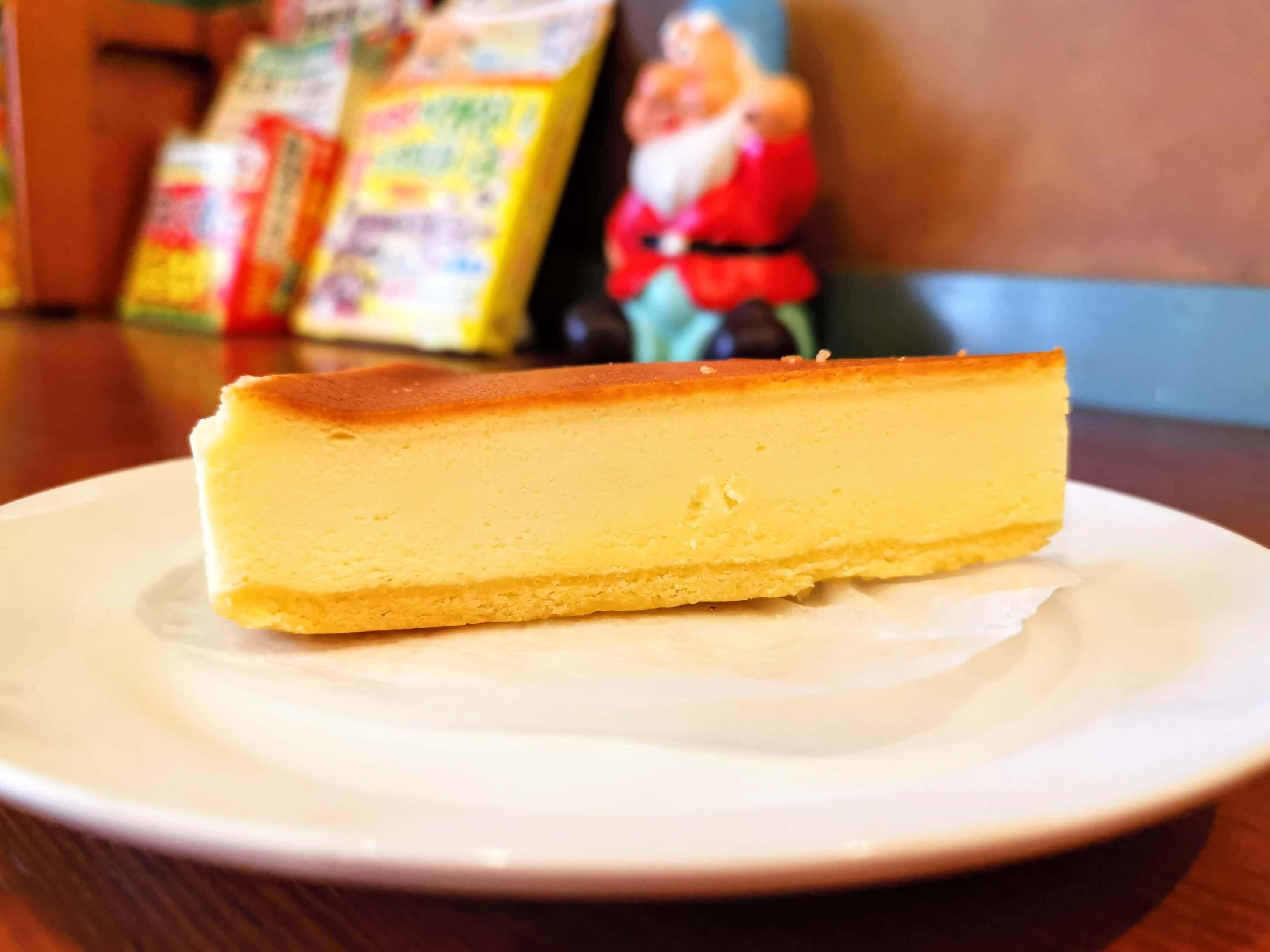 フレッシュネスバーガー ベイクドチーズケーキ (1)