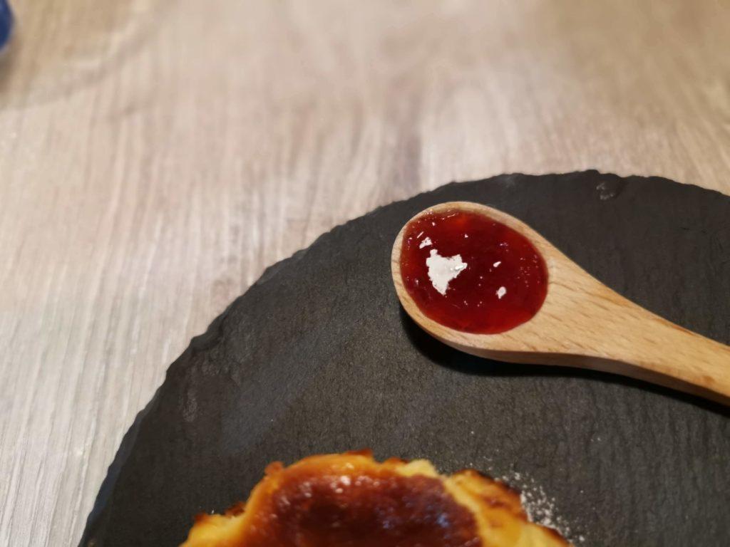 タパスアンドタパス バスクチーズケーキ (13)