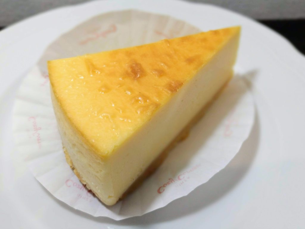 コージーコーナー ベイクドチーズケーキ (9)