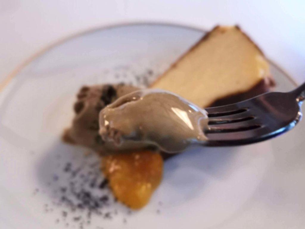 ラ・メゾン・キオイ  (バスクチーズケーキ
