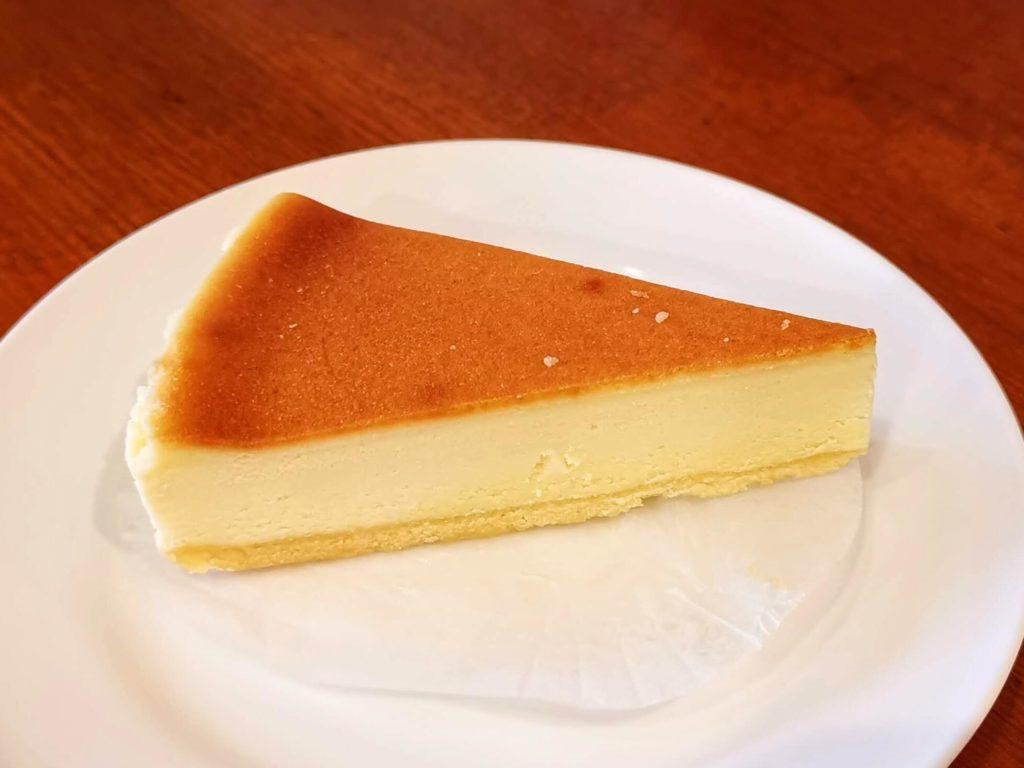フレッシュネスバーガー ベイクドチーズケーキ (2)
