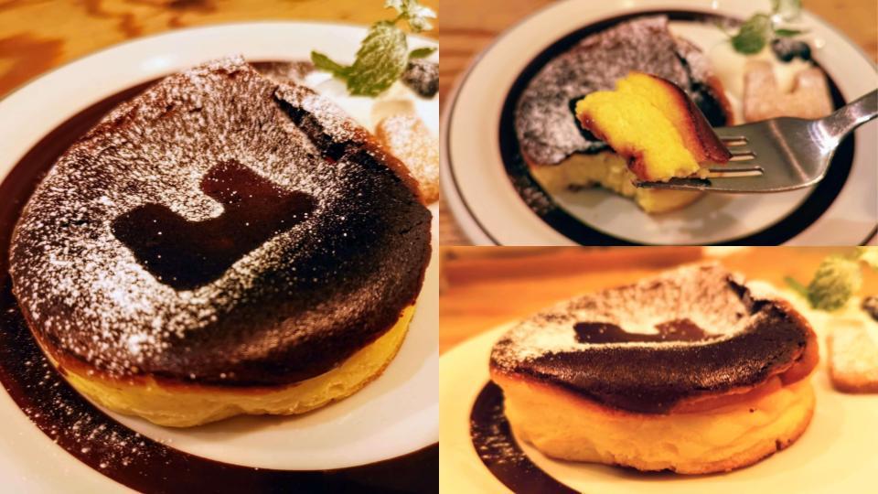 凸凹キッチン (23) バスクチーズケーキ