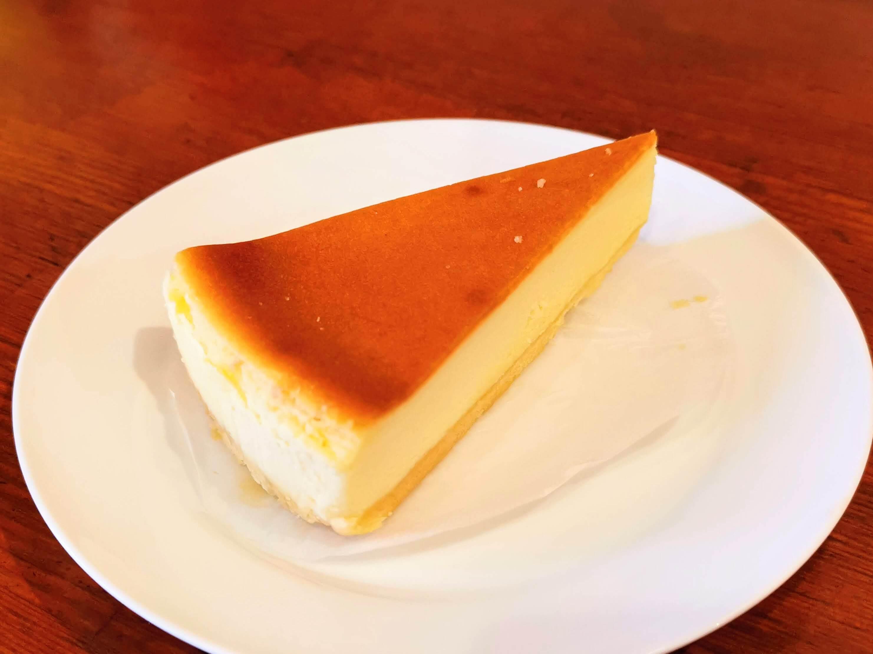 フレッシュネスバーガー ベイクドチーズケーキ (5) ベイクドチーズケーキ