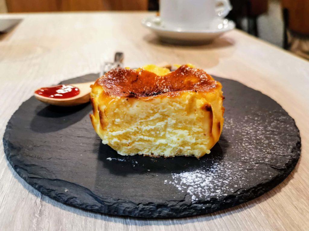 タパスアンドタパス バスクチーズケーキ (5)
