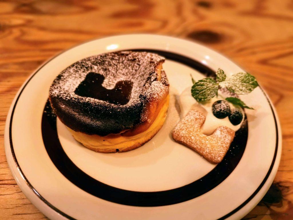 凸凹キッチン バスクチーズケーキ