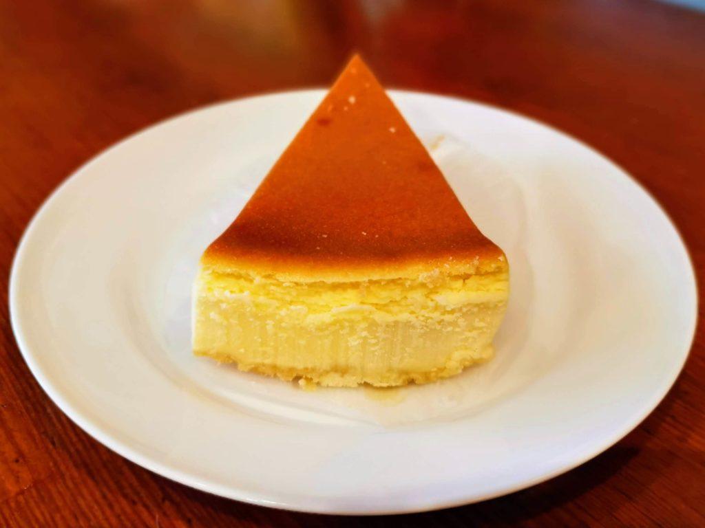 フレッシュネスバーガー ベイクドチーズケーキ ベイクドチーズケーキ (3)