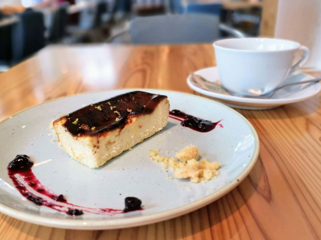 渋谷 チリンギート エスクリバ バスクチーズケーキ (9)