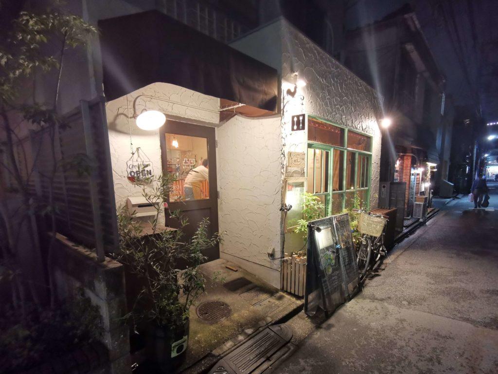 凸凹キッチン (4)店舗外観