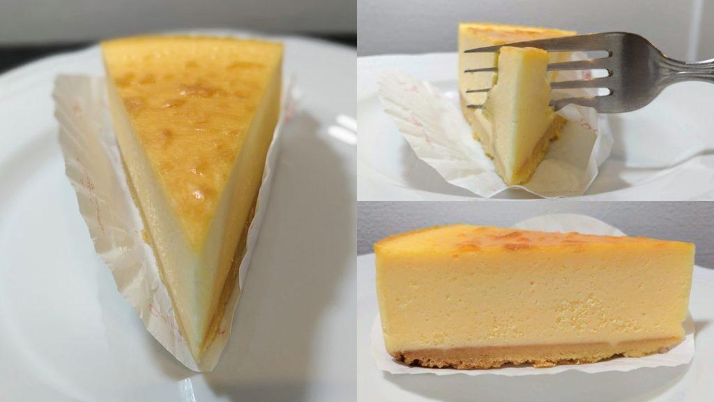 コージーコーナー ベイクドチーズケーキ
