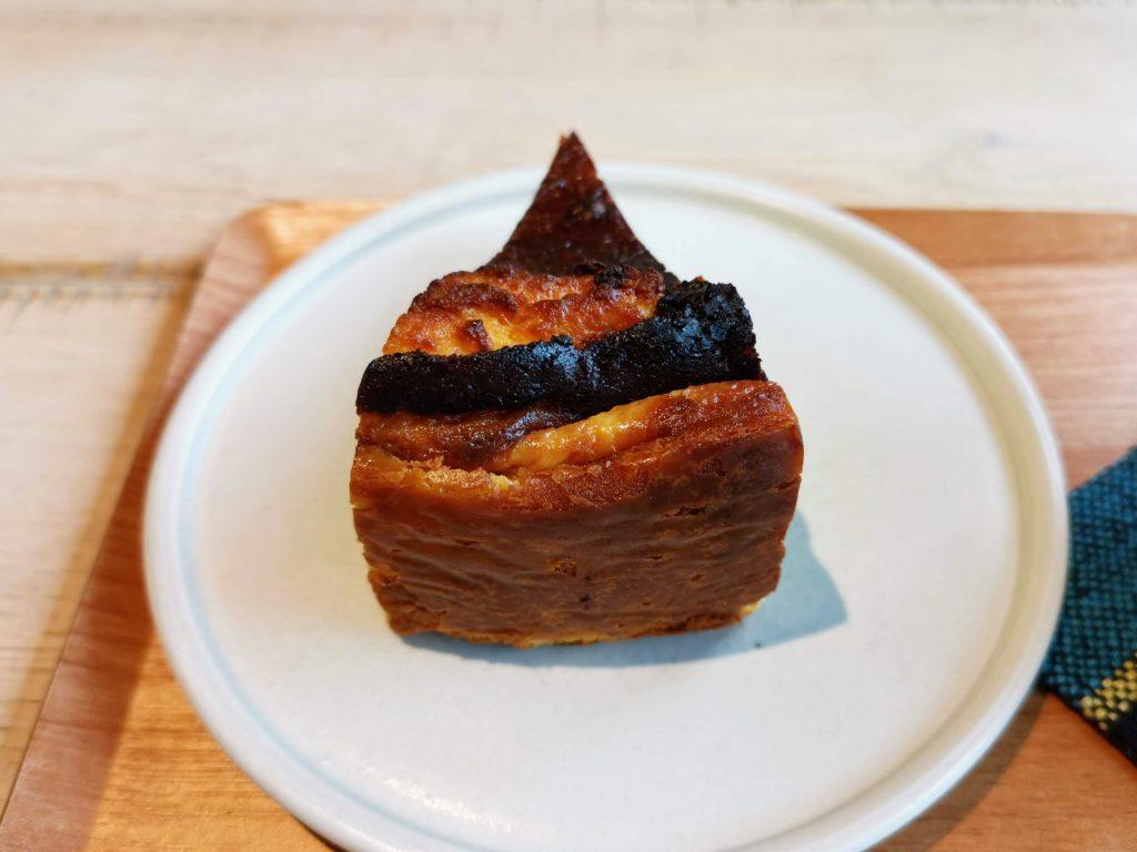 私立珈琲小学校 (17)バスクチーズケーキ