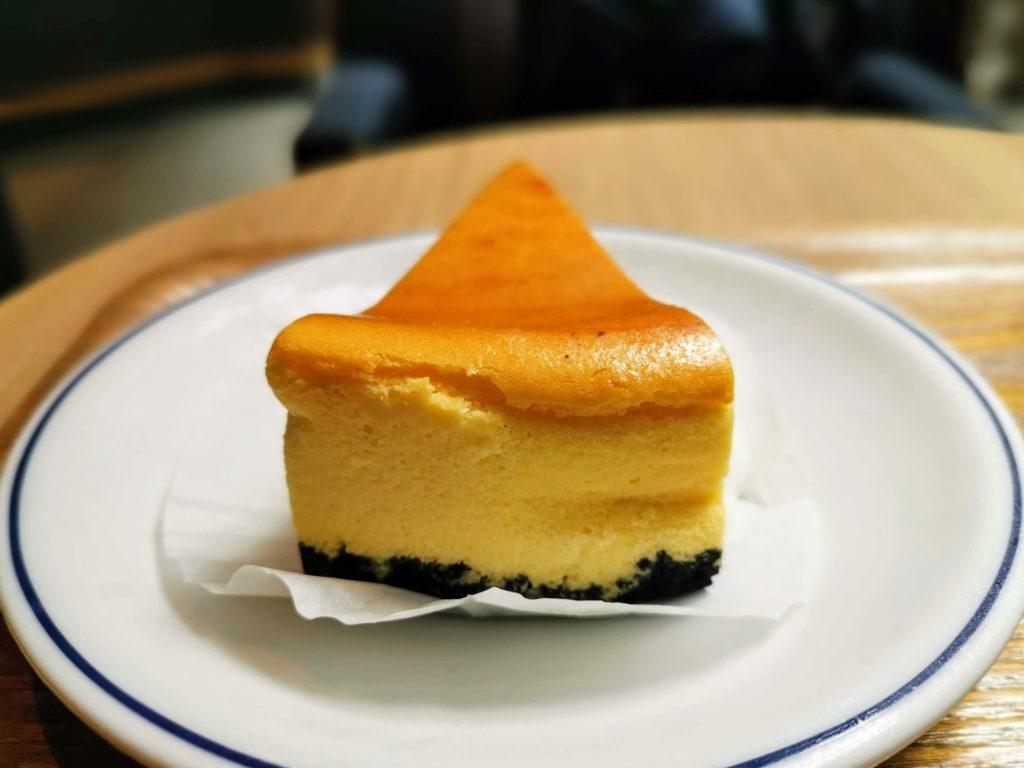 エクセルシオールカフェ ニューヨークチーズケーキ (6)