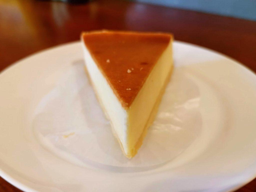 フレッシュネスバーガー ベイクドチーズケーキ (4)
