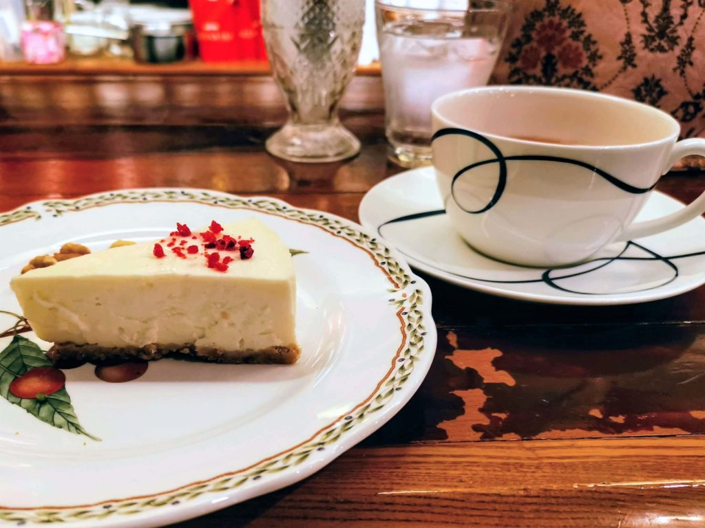 自由が丘 ハイフン レアチーズケーキ (11)