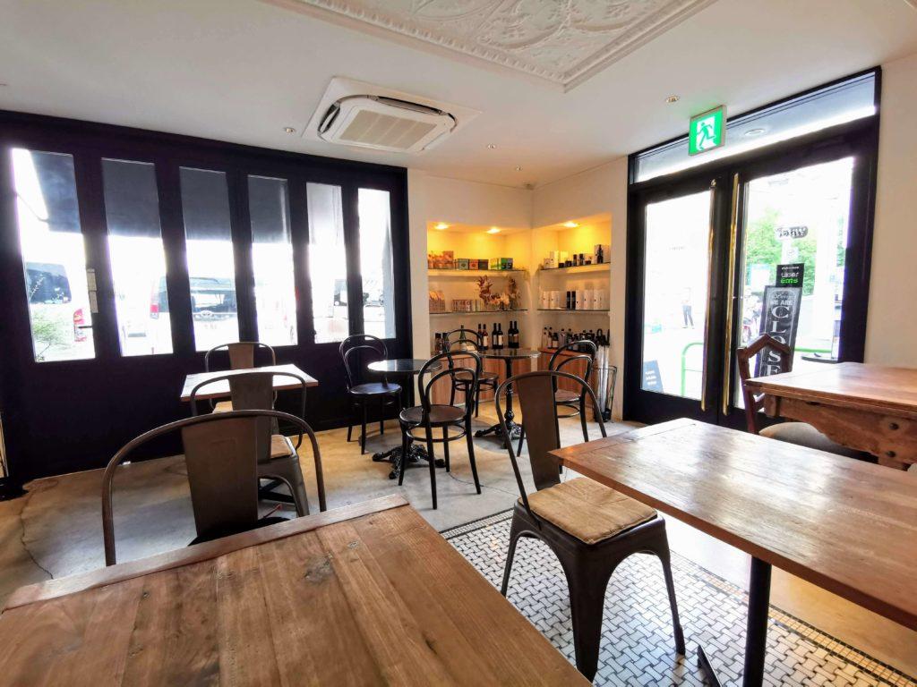 カフェサンズノム(cafe sans nom)店内画像 赤坂、六本木、乃木坂