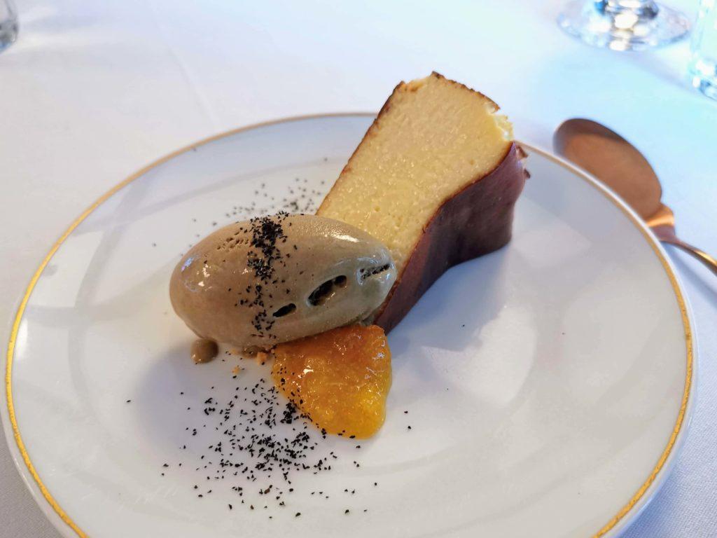 ラ・メゾン・キオイ バスクチーズケーキ