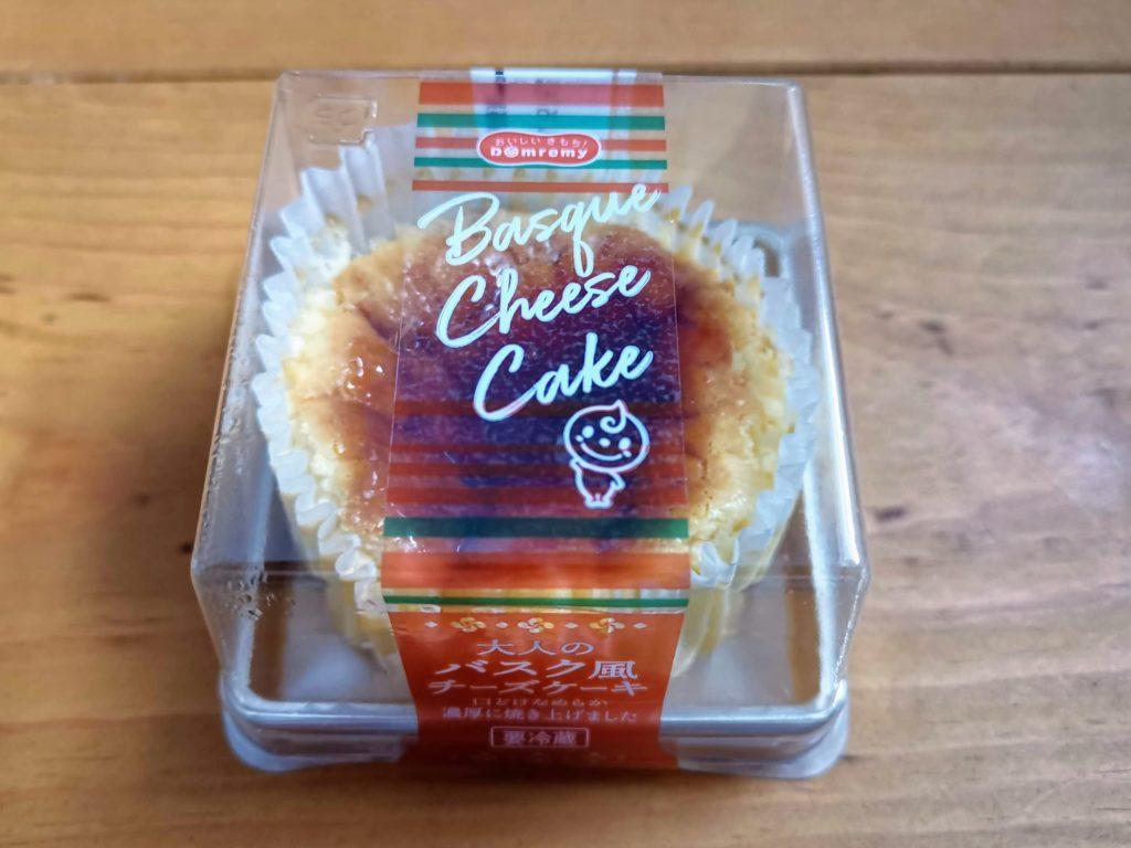 ドンレミー 大人のバスクチーズケーキ (3)