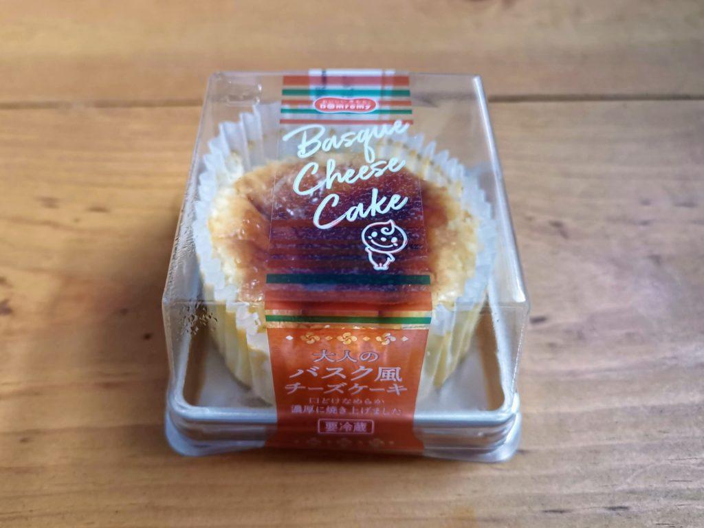 ドンレミー 大人のバスクチーズケーキ (4)