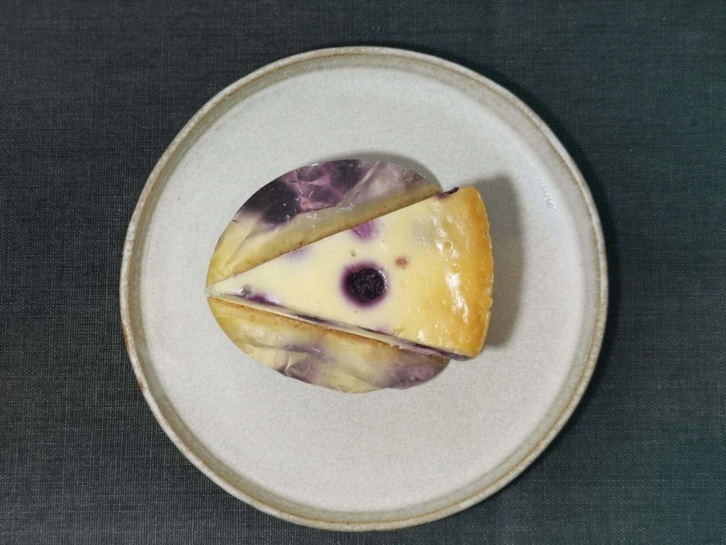 DEAN&DELUC ブルーベリーリコッタチーズケーキ (13)