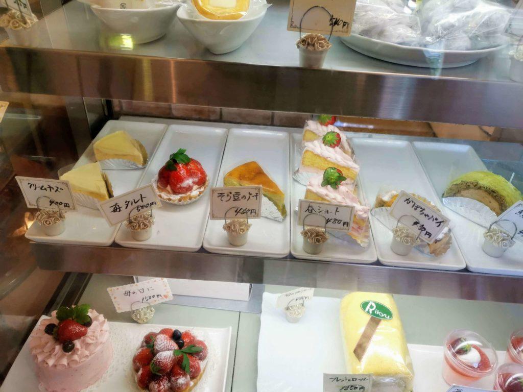 自由が丘 RIKYU クリームチーズ (2)