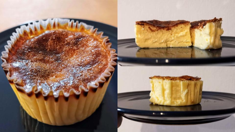 アンテノール バスクチーズケーキ