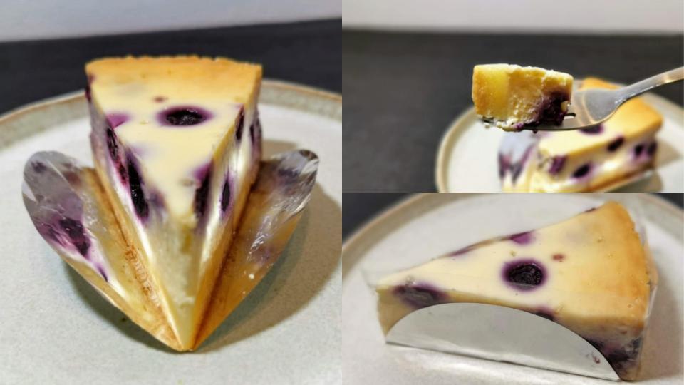 DEAN&DELUC ブルーベリー&リコッタチーズケーキ