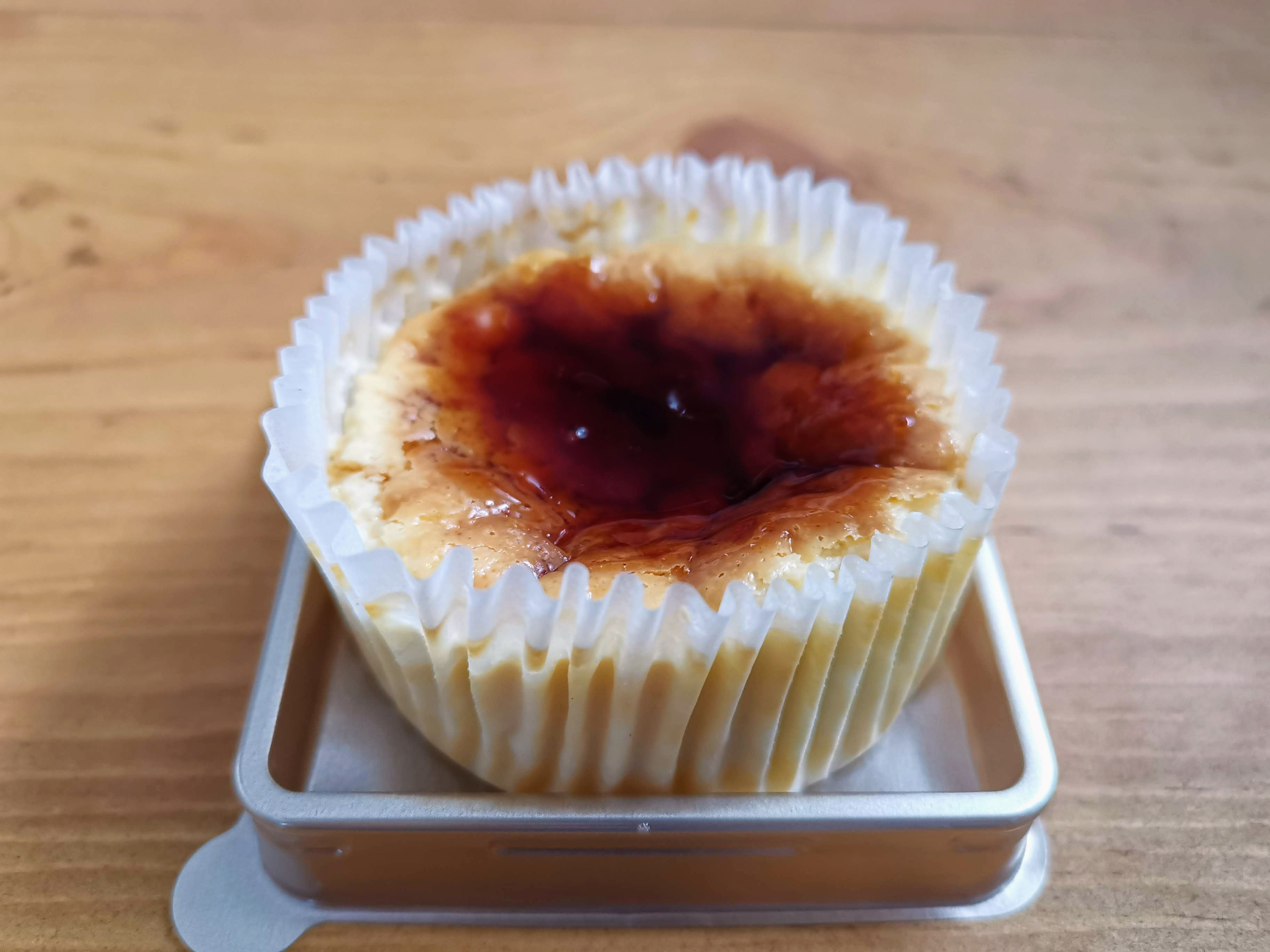 ドンレミー 大人のバスクチーズケーキ (7)