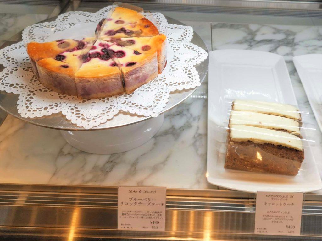 DEAN&DELUC ブルーベリーリコッタチーズケーキ (2)