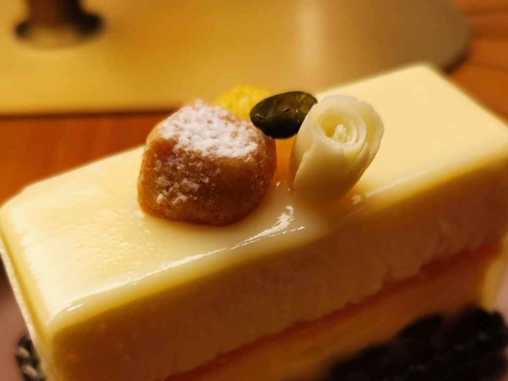 日比谷 THE SPINDLE (9)レアチーズケーキ