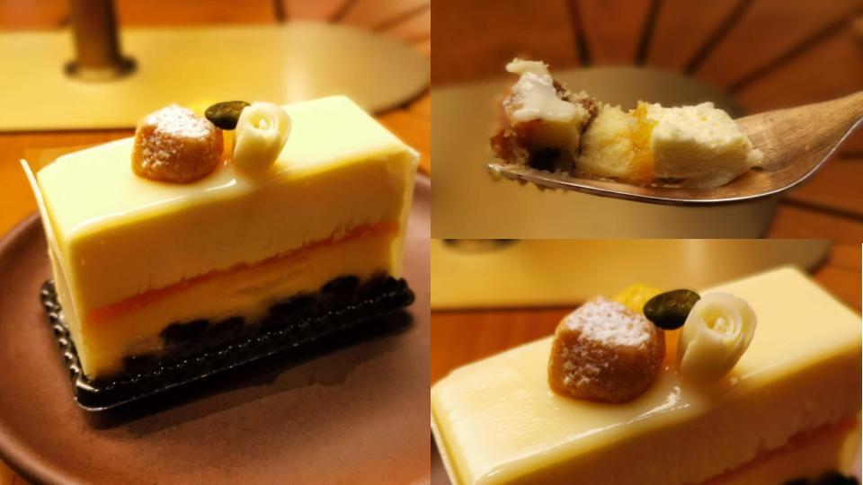 日比谷 THE SPINDLE レアチーズケーキ