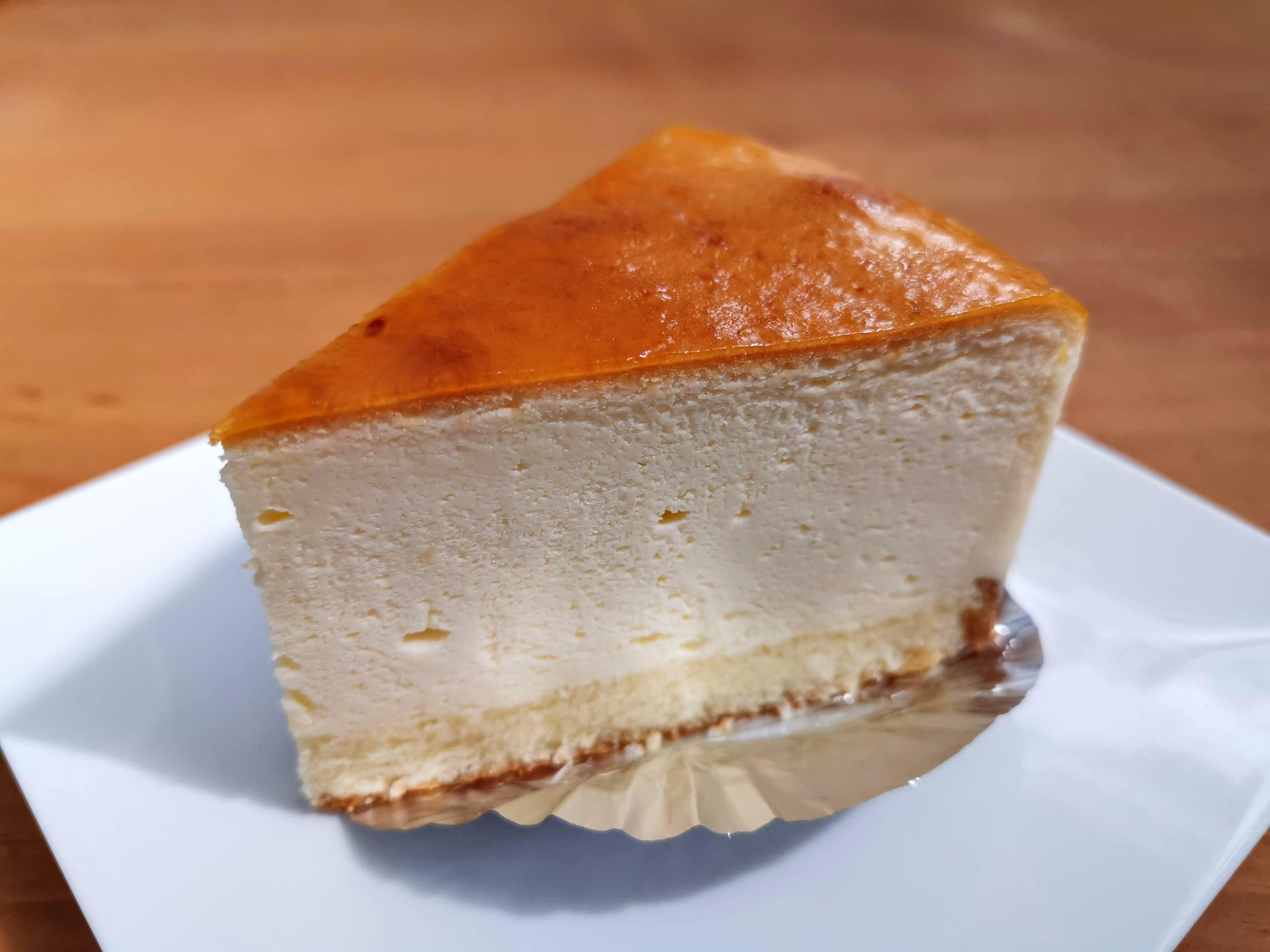 チーズスフレ(スフレチーズケーキ)