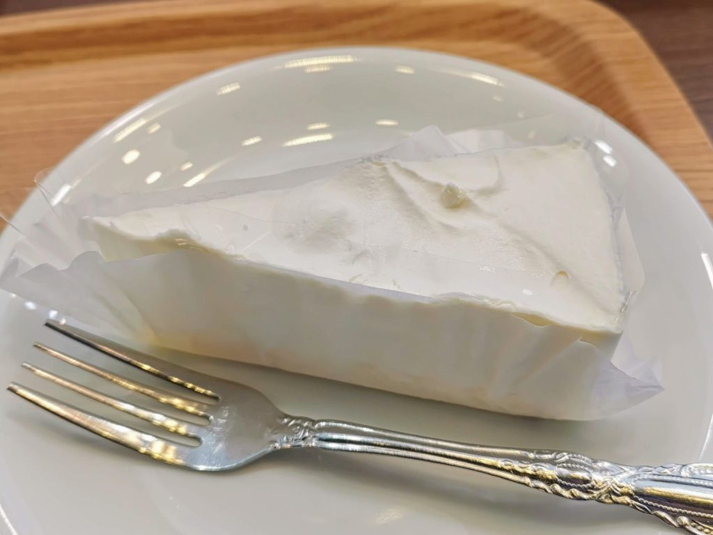 カフェレスト レアチーズケーキ