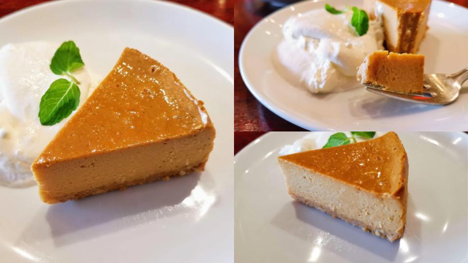 カフェラ・ボエム La Boheme キャラメルチーズケーキ (18)