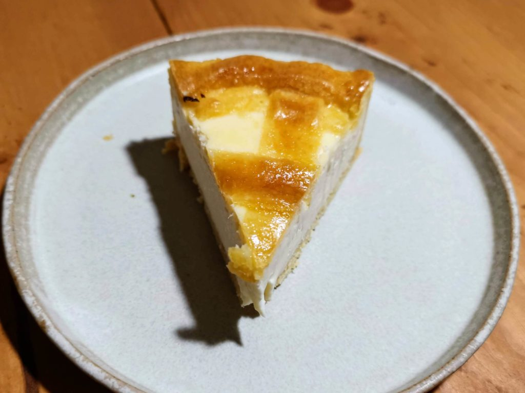 トロイカ  チーズケーキ