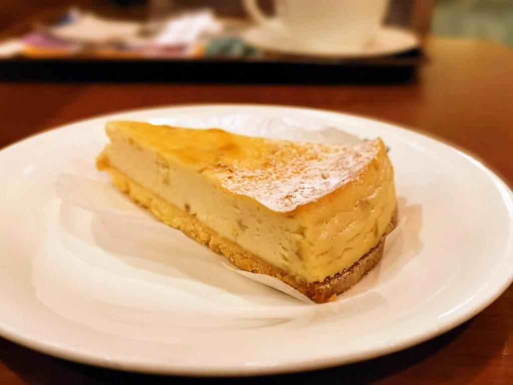 カフェ・ド・クリエ メイプルナッツベイクドチーズケーキ (9)