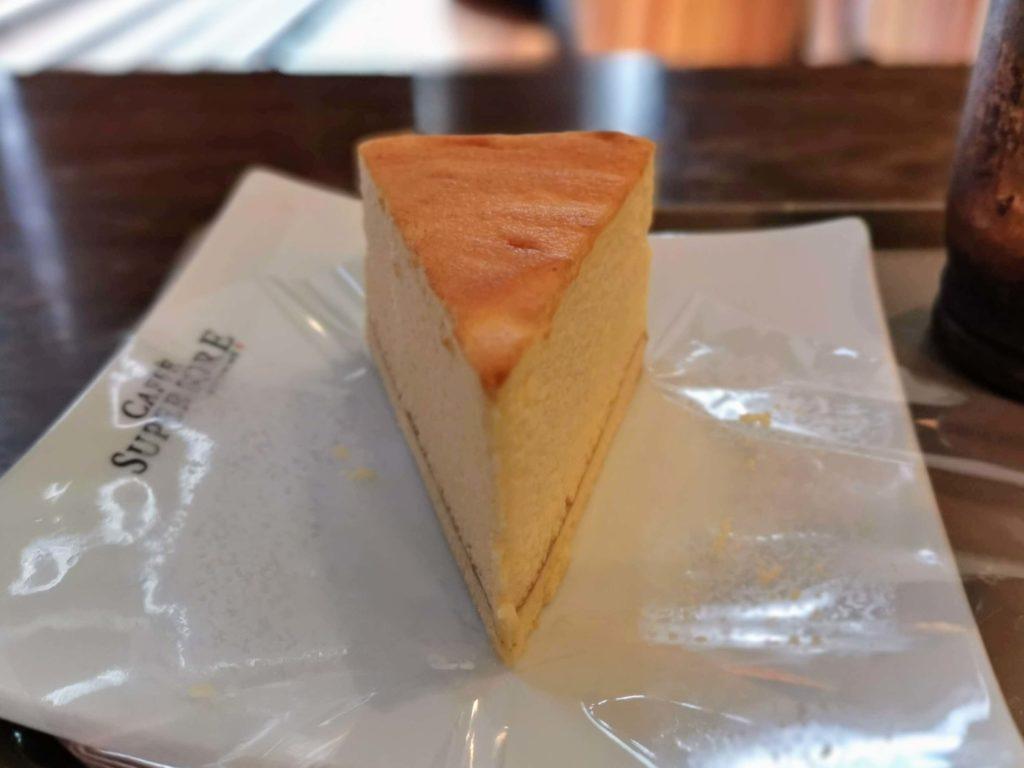 カフェスペリオーレ 中野サンプラザ店 チーズケーキ (6)