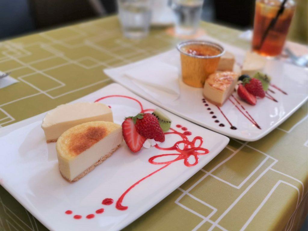 名古屋チーズケーキ専門店 スイートオブオレゴン(sweet of oregon)